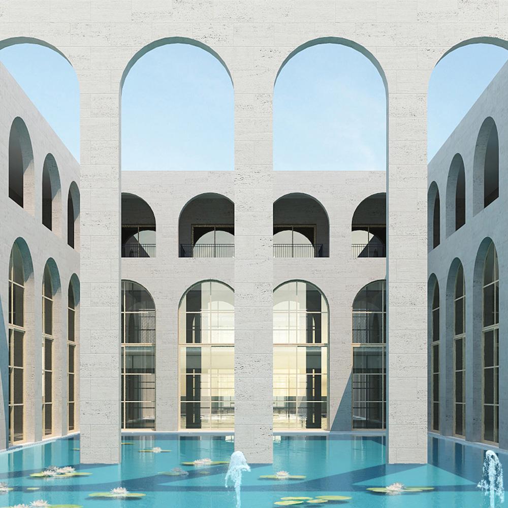 Website Design for Architect