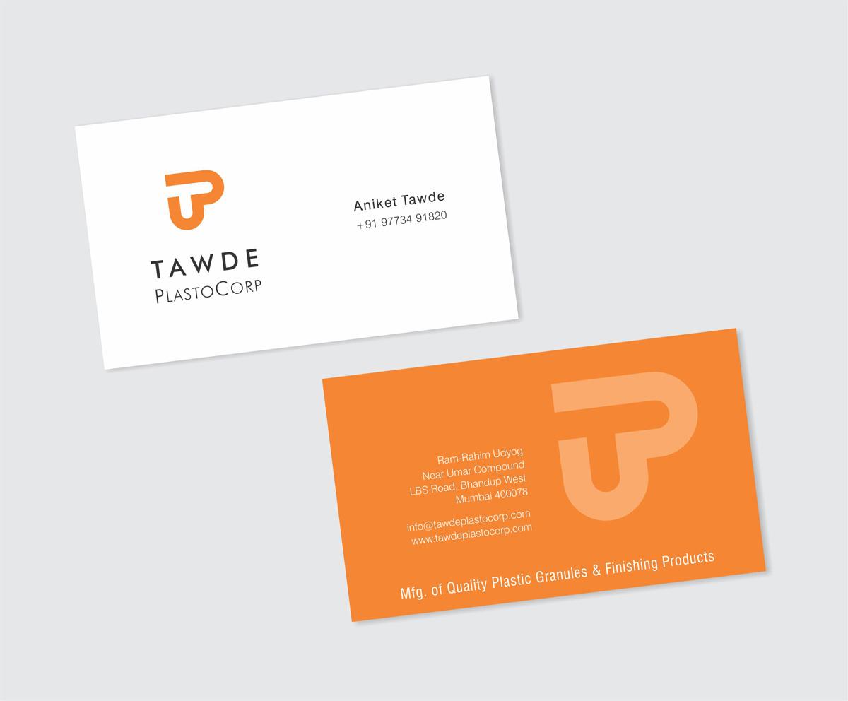 Business Card Design, Visiting Card Design