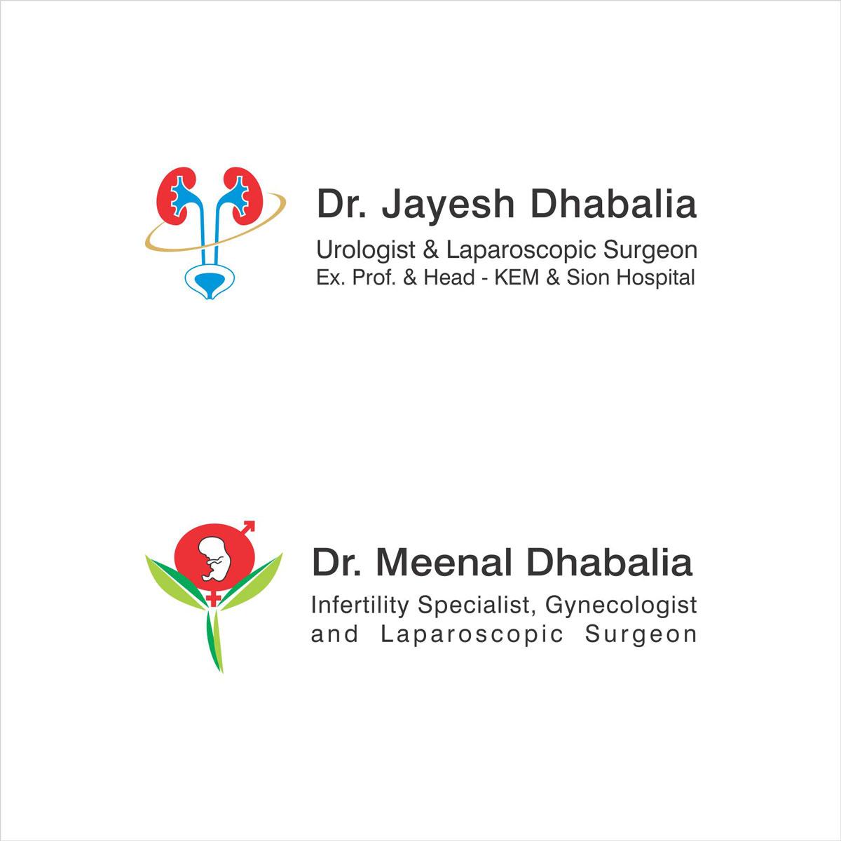 logo design for hospital and medical center