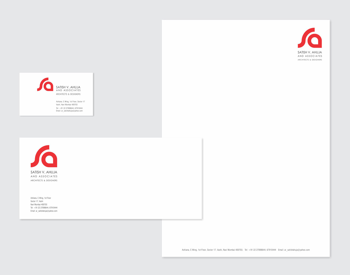 logo design for architect