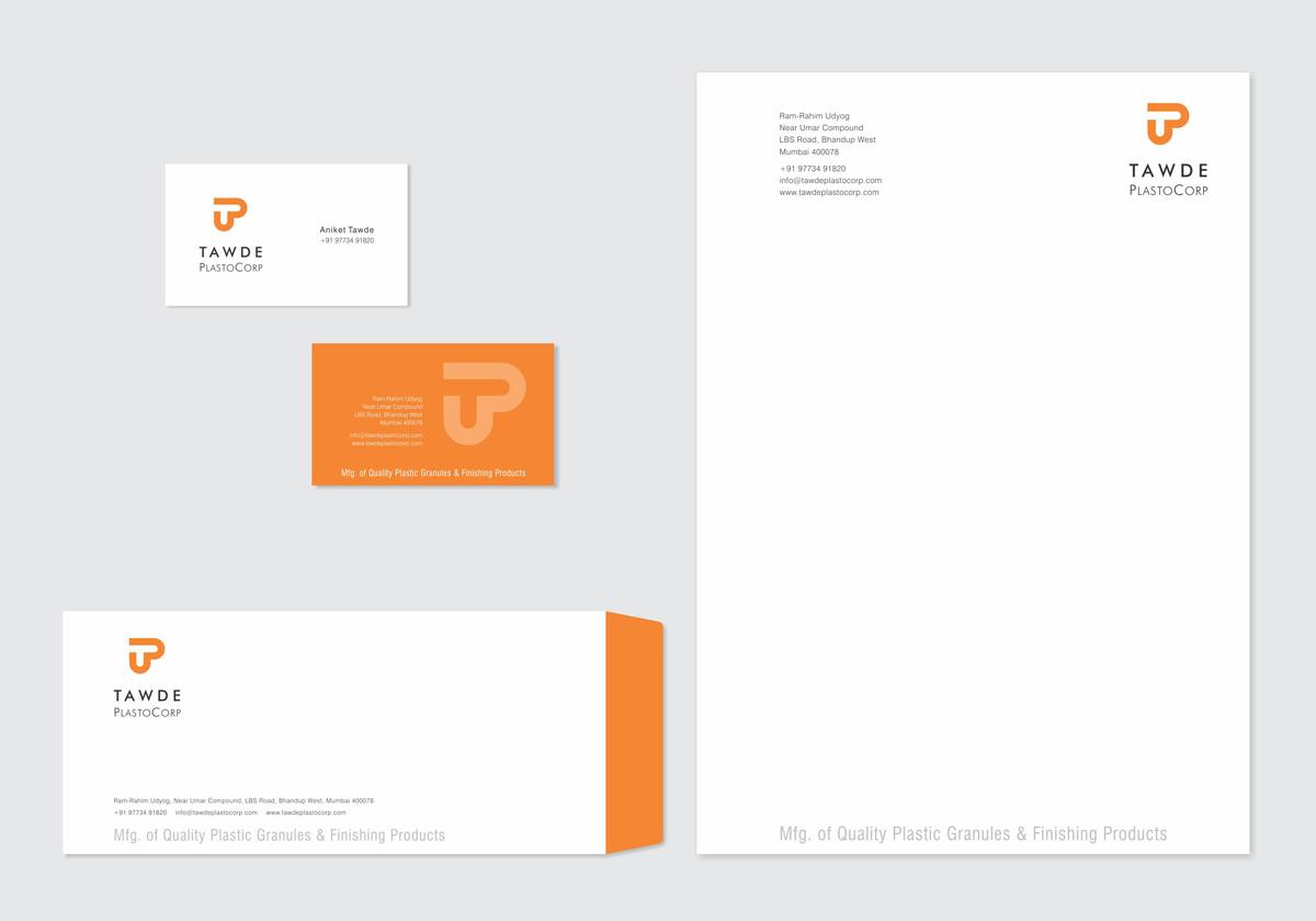Stationery Design and Branding Design