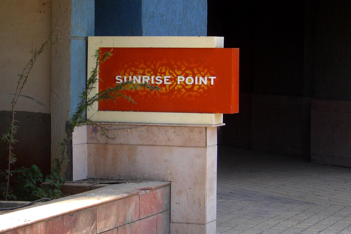 building name signage design