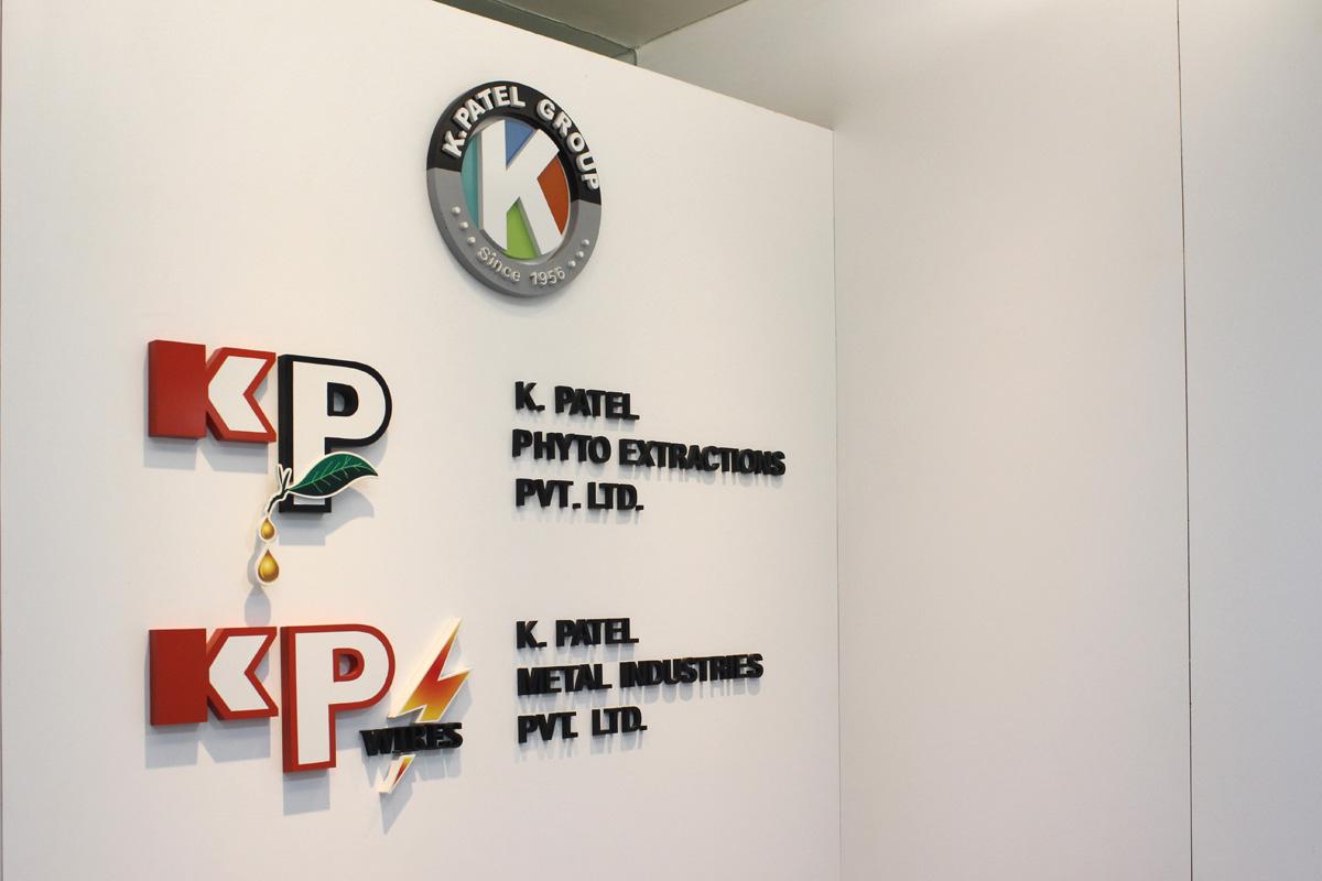 Logo Signage